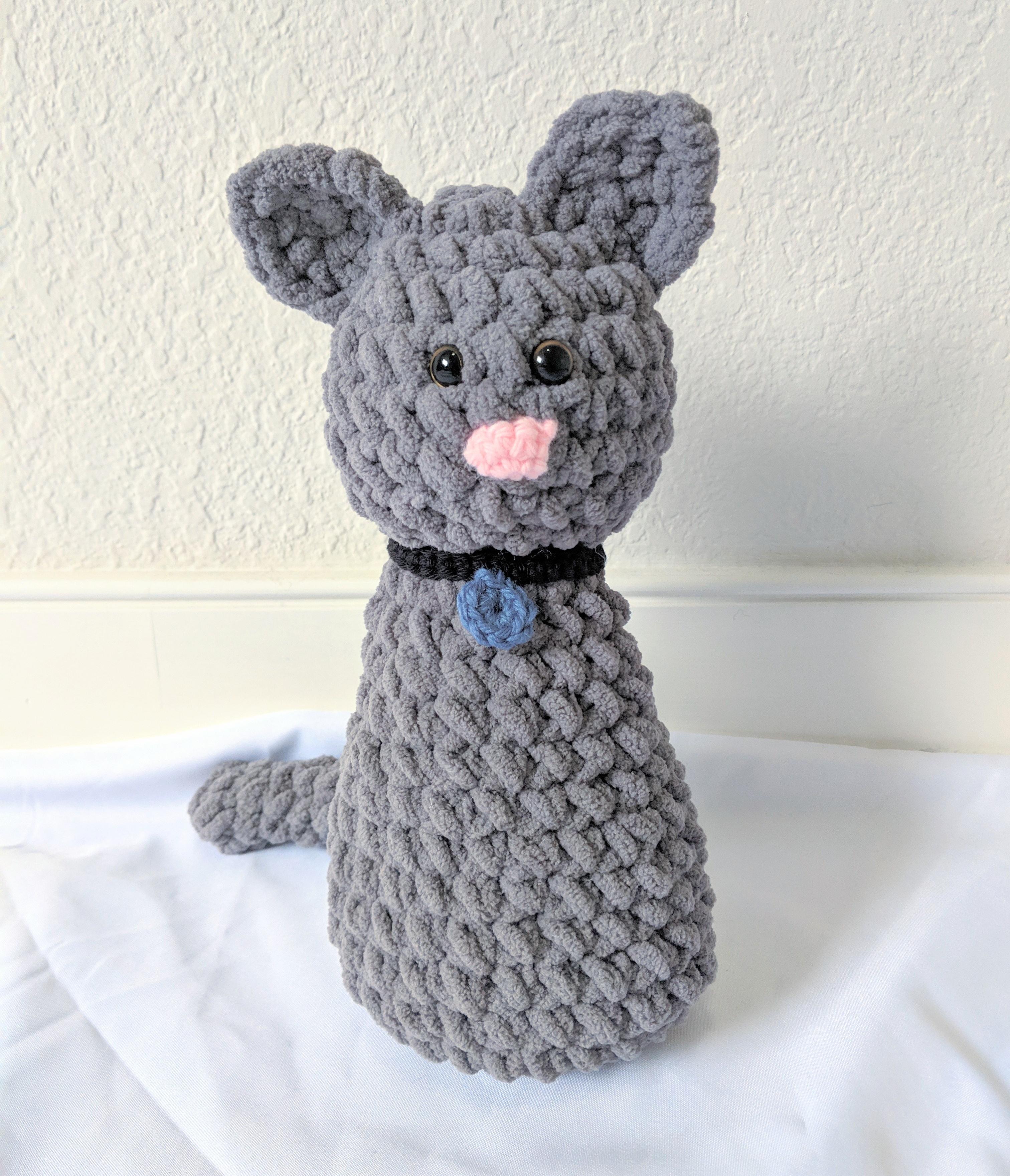 Ballerina cat doll crochet pattern | Crochet collar pattern ... | 3522x3024