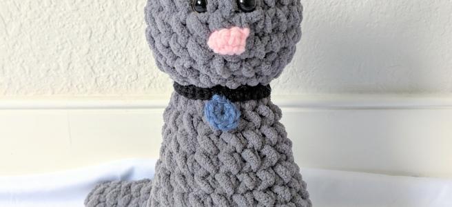 Amigurumi Knit Cat Toy Softies Free Patterns | 300x656